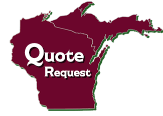 map of wisconsin, map of upper michigan, access control systems, business phone systems, it support, sales & installation, surveillance security cameras, cabling, wiring, network setup, wisconsin, michigan